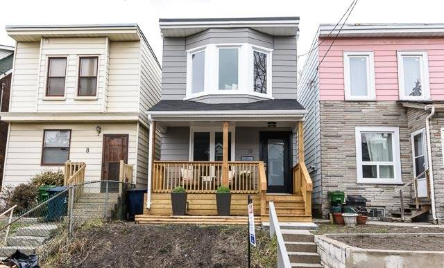 10 Myrtle Ave - South Riverdale Detached for sale, 2 Bedrooms (E4084428) #1