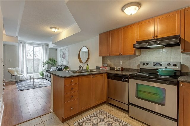 20 Turntable Cres - Dovercourt-Wallace Emerson-Junction Condo Townhouse for sale, 3 Bedrooms (W4053168) #14