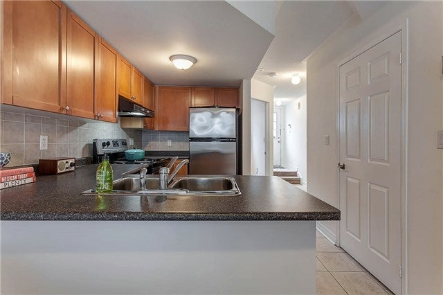 20 Turntable Cres - Dovercourt-Wallace Emerson-Junction Condo Townhouse for sale, 3 Bedrooms (W4053168) #16